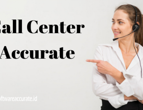 Call Center Accurate | Kontak Resmi Penjualan Software Accurate