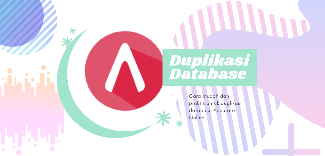 Duplikasi Database Accurate Online