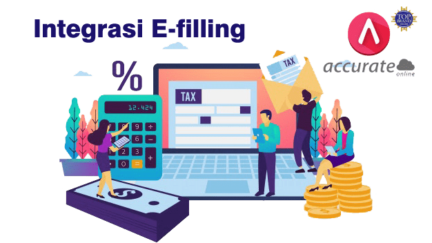 accurate online integrasi e-filling